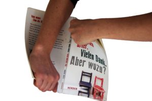 «und» gelesen - contra