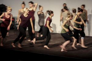 Sie tanzten am Event Kinderspiel- und Jugendkult: die Gruppe Ma-Move aus Münsingen. - Bild: Christoph Minning
