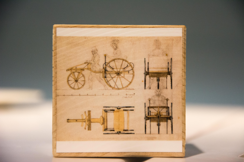 Die Erfindung von Marquard Wocher. Bilder: Demian Thurian