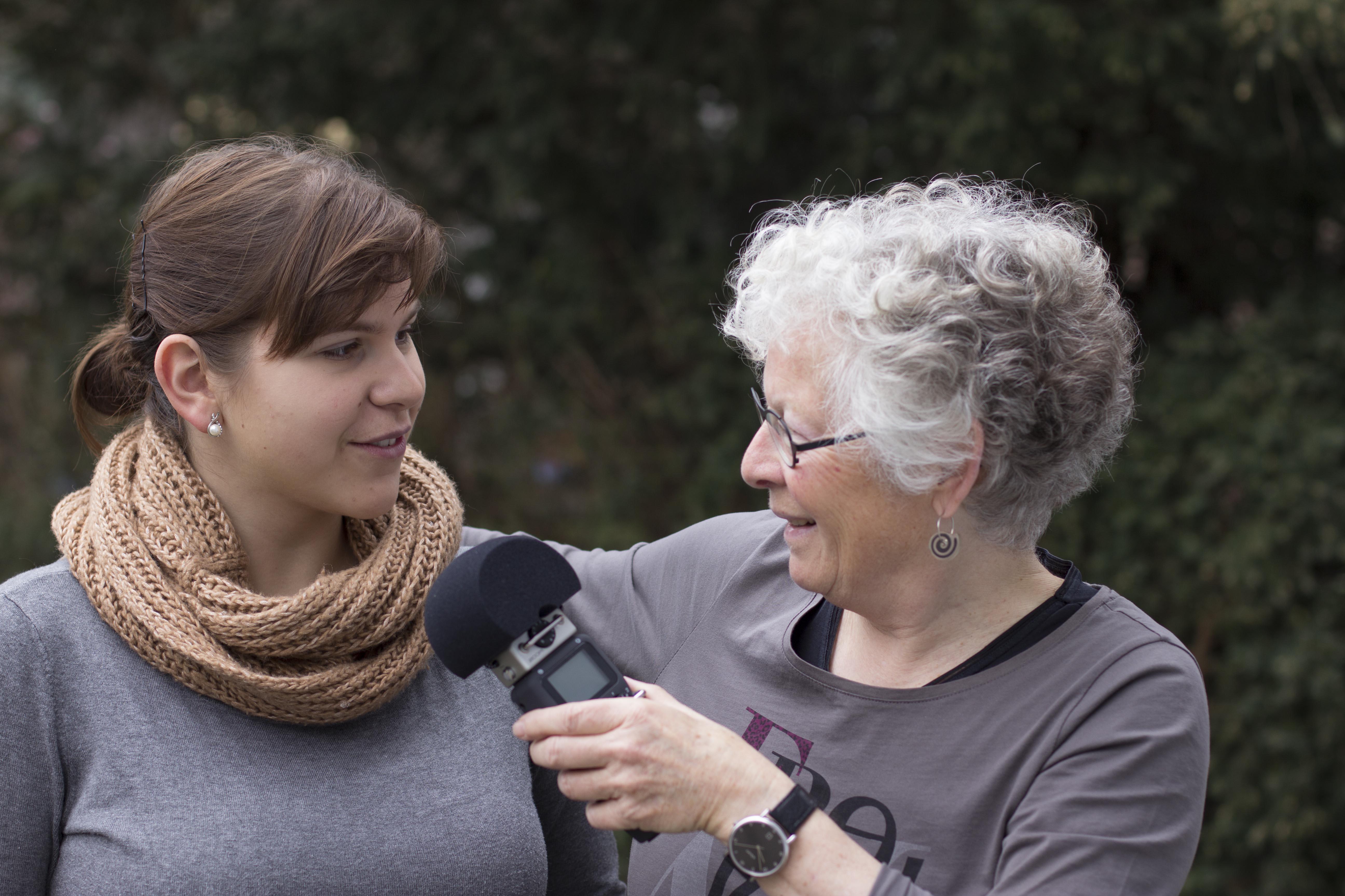 Ihre Stimmen stecken hinter Wendy C. und Kloé: Tanja Mitric und Gaby Jordi