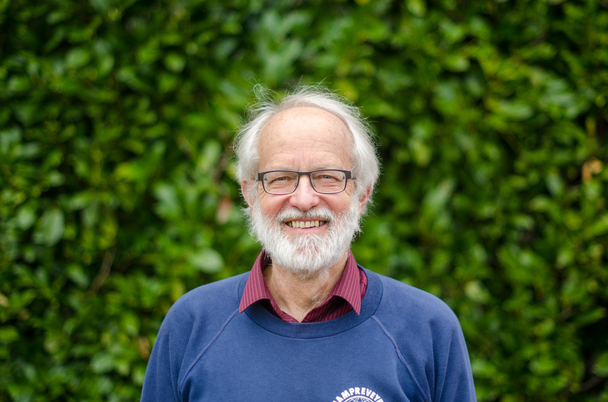 Kolumnist Heinz Gfeller. Bild: Manuel Meister