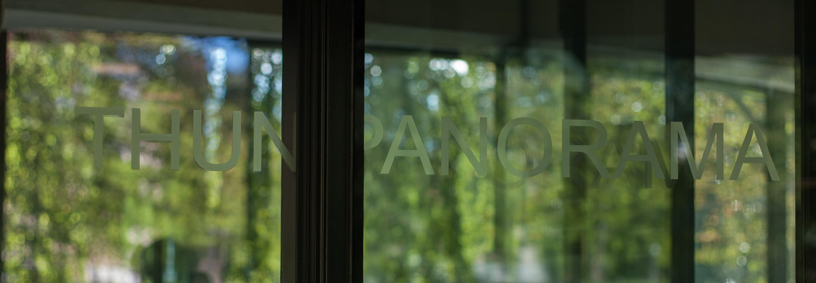 Immer wieder Schauplatz von neuen Geschichten: das Thun-Panorama. Bild: Jana Daepp