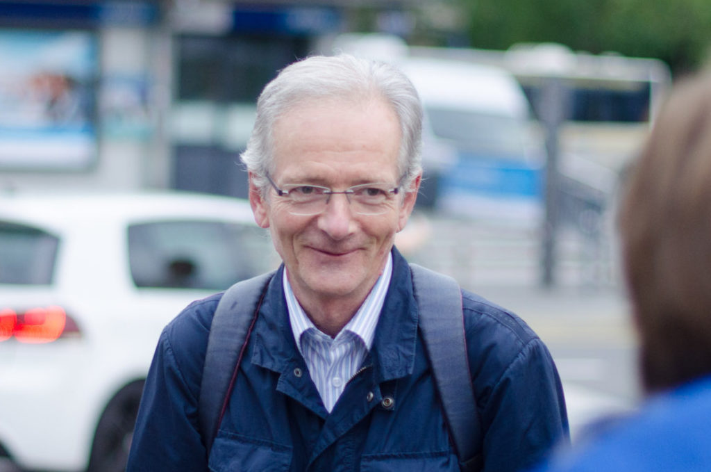 Matthias Köchlin. – Bild: Elias Rüegsegger