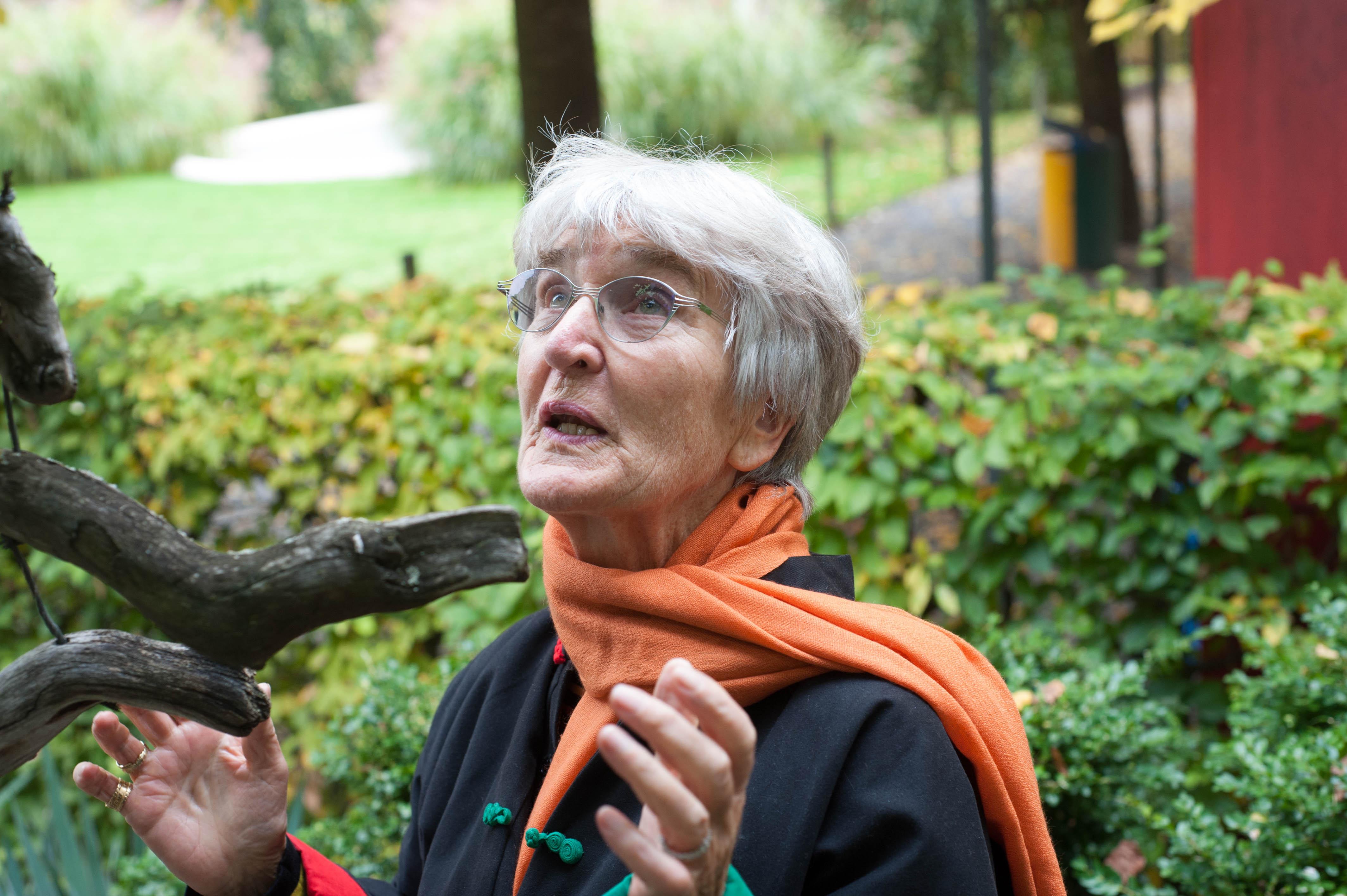 Karin Mulder. – Bild: Jana Daepp