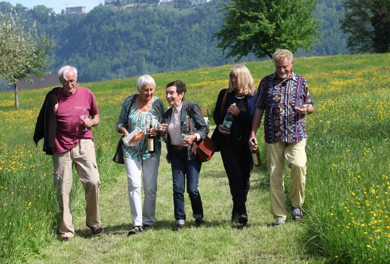 Falten Alter Dokumentarfilm Generationentandem