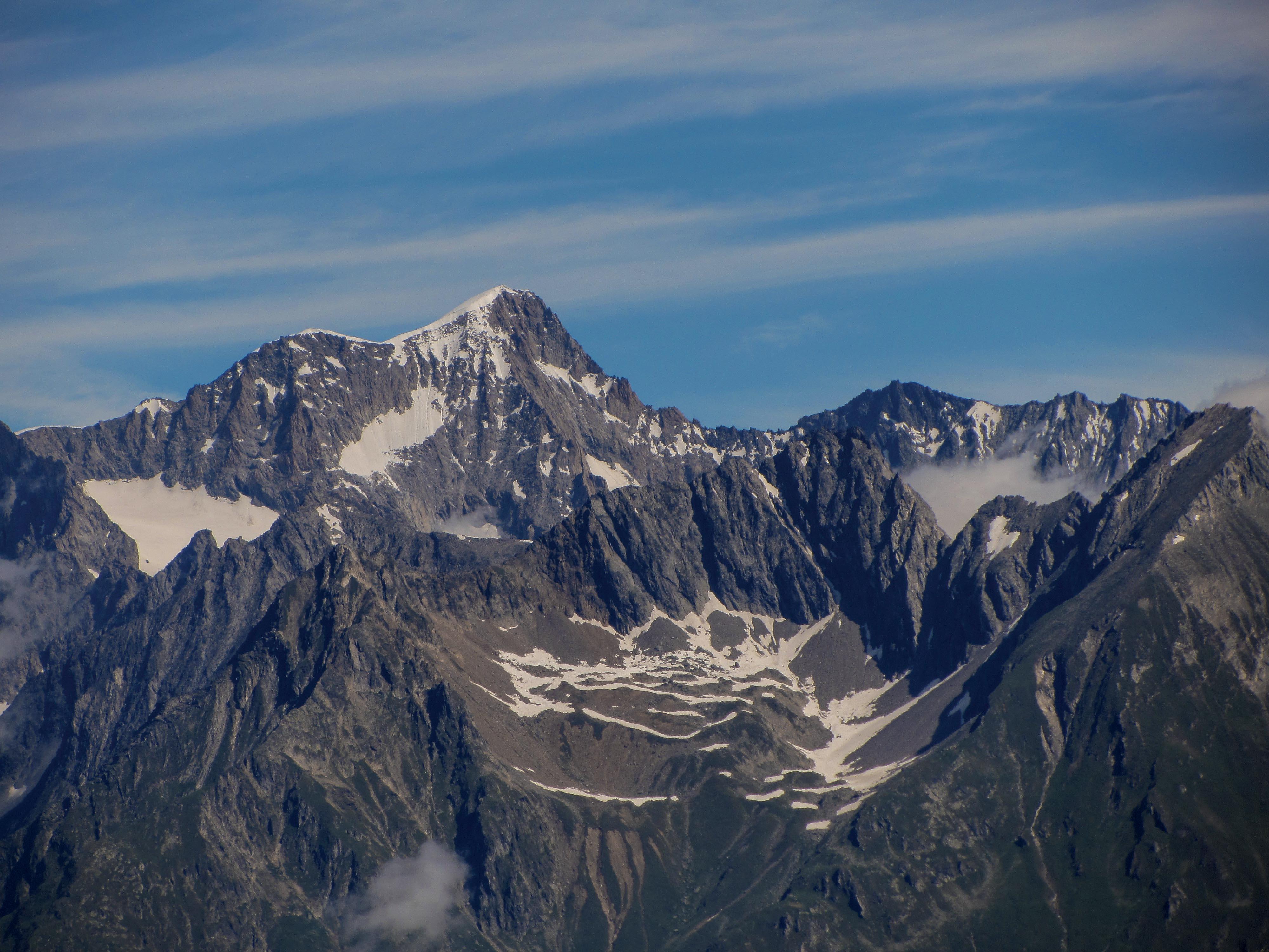 Wie eine Wanderung auf den Gipfel. – Bild: Jürg Krebs