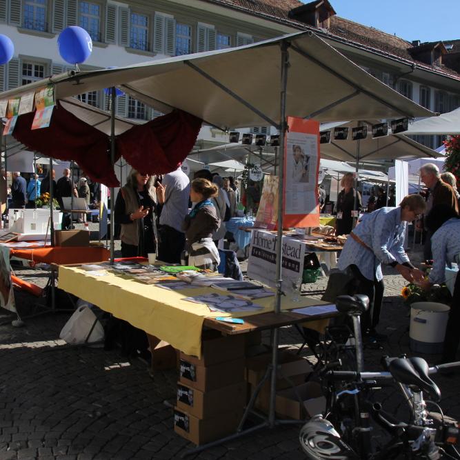 «und» Seniorenmarkt 2013