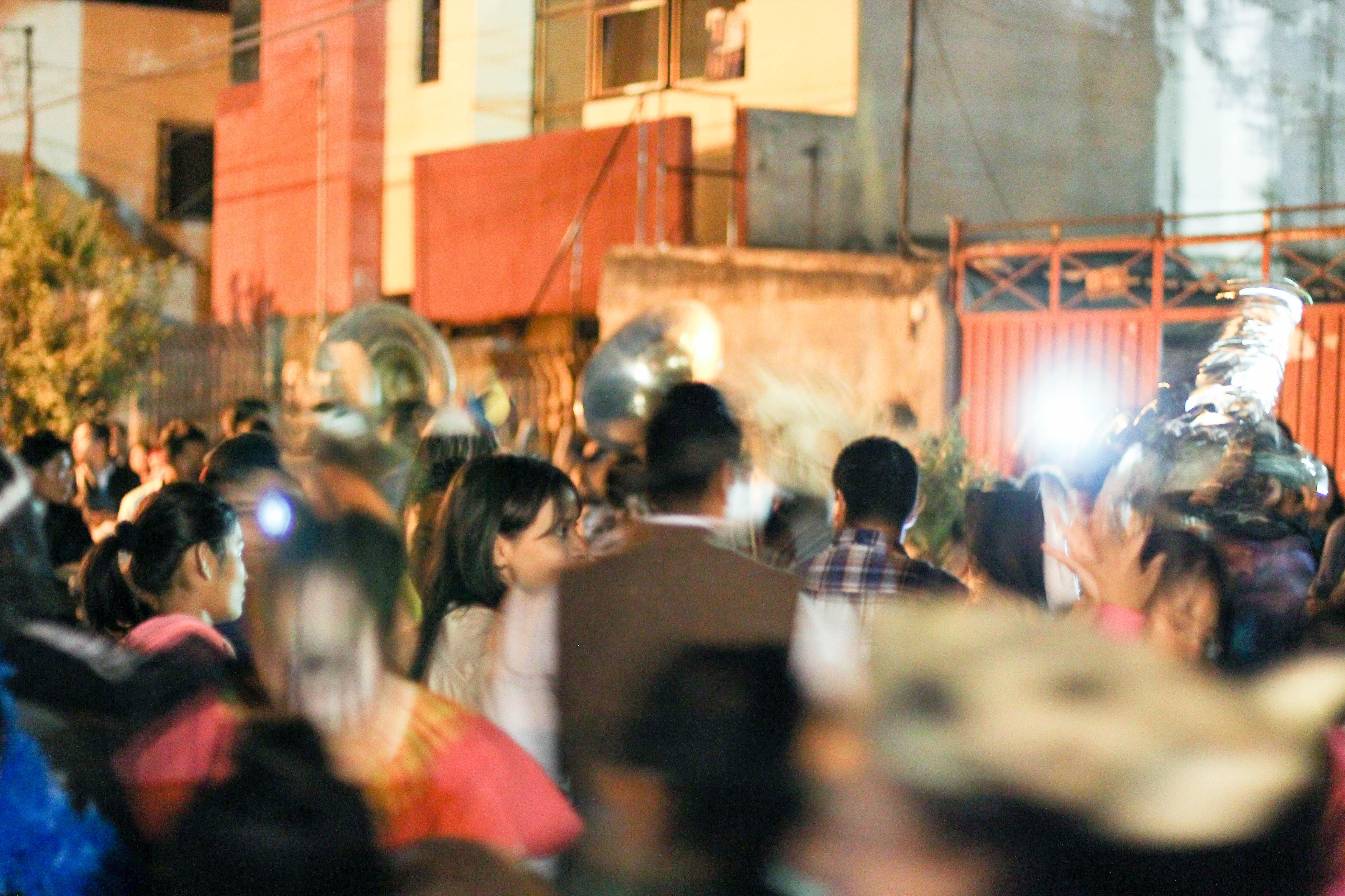 Die Toten kehren zurück – in Mexiko feiern alle die Dia de muertos. – Bild: Annina Reusser