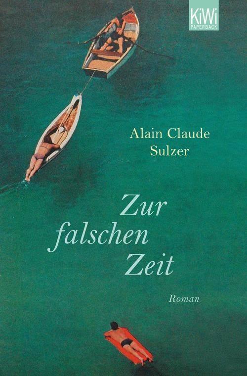Das Buch «Zur falschen Zeit». – Biid: Cover