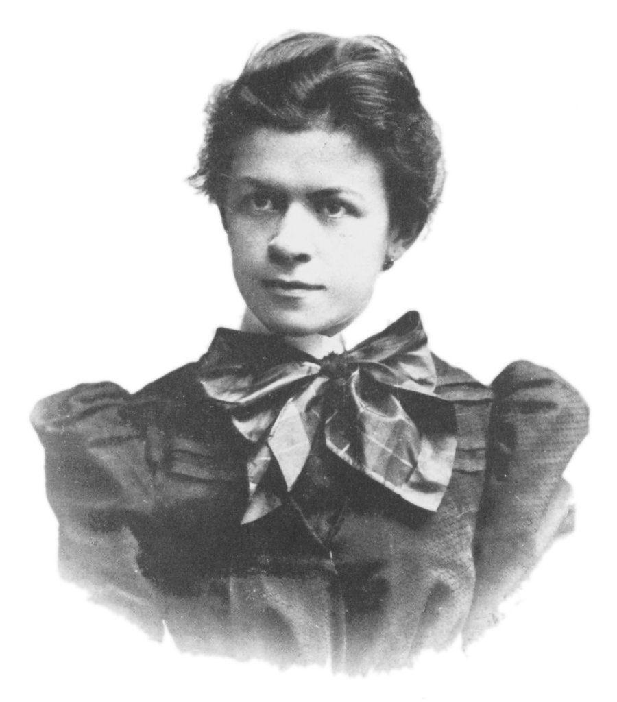 Mileva Maric-Einstein. Bild: Wikimedia Commons