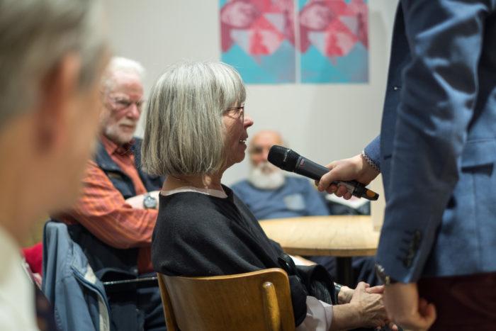 Die NoBillag-Initiative sorgt für Diskussionsstoff. - Bild: Robin Glauser