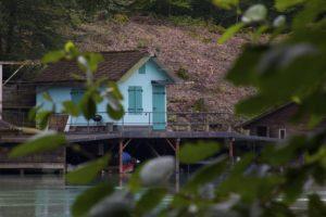 Haus am See - Guten Wochentag